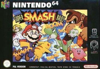 descargar super smash bros 64 para project 64