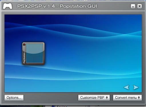 jeux psp format pbp